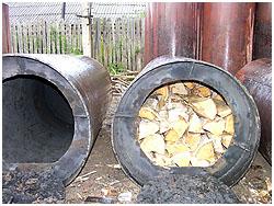 что можно производить из березового угля