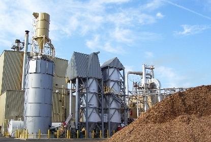 биомассы в Польше: