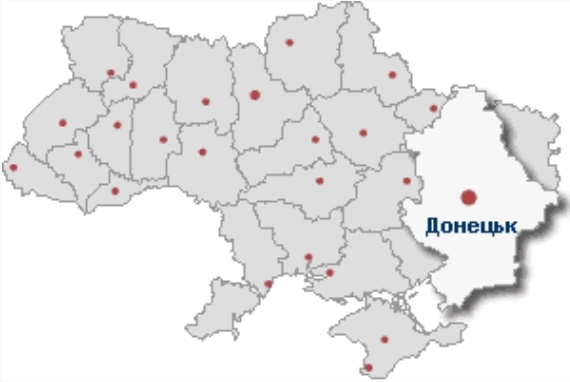 Карта Шахтерска Донецкой Области С Улицами