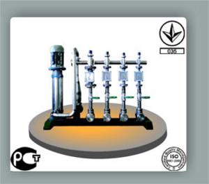 Установки компаундирования биотоплив и смесевых бензинов