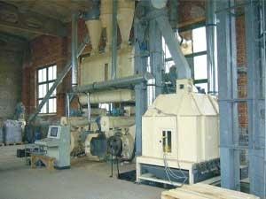 Предлагаем линии для производства топливных брикетов
