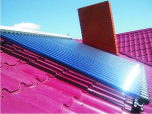 Солнечные водонагревательные установки