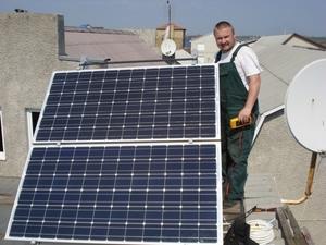 Только проверенные фотоэлектрический солнечные батареи