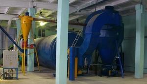 Оборудование для производства брикетов