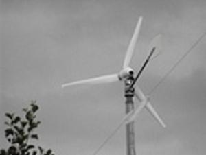 Ветрогенератор новый из Германии