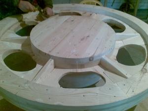 Изготовим деревянные модели для металлургии