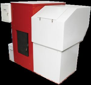 Автоматические пеллетные котлы 35-100 кВт