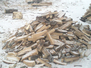 Продам дрова дубоваые колотые