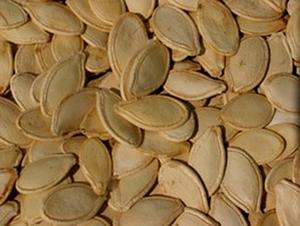 Лузга (пустотка) семян тыквы