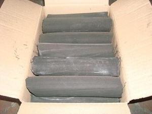 Брикет древесноугольный для мангала и камина