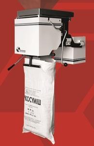 Дозатор весовой ДВСВ-М для расфасовки пеллет