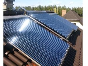 Солнечные коллекторы по самым доступным ценам