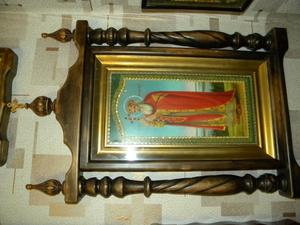 Изготовим деревянные оклады для икон