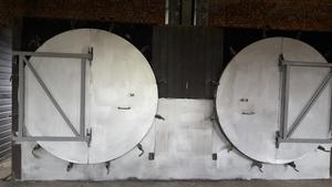 Углевыжигательная печь УМТ-2M