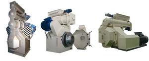 Пресс-грануляторы для комбикормов и топливных гранул