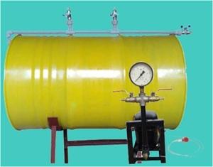 Установка для производства биогаза (метан) и биоудобр.