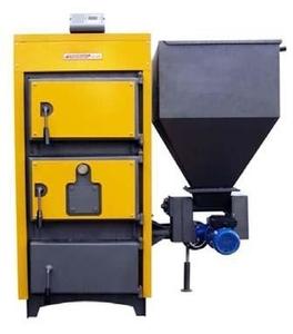 Угольный-пеллетный котел с автоматической подачей топлива BIOPLEX