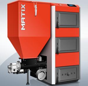 Пеллетные котлы с автоматической подачей топлива KOLTON (Польша)