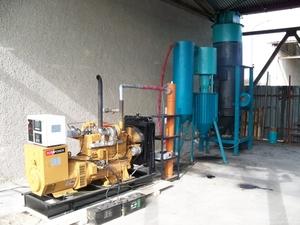 Производим установки для производства газа из твёрдого топлива