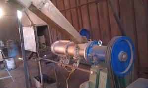 Линия для производства топливных брикетов pini key