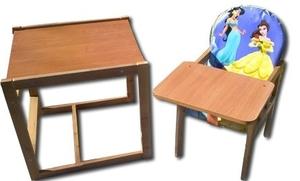 Стульчики для кормления. мебель для детей оптом