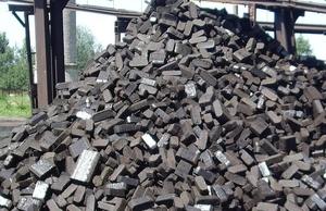 Брикет торфяной - топливо для каминов, печей и котельных