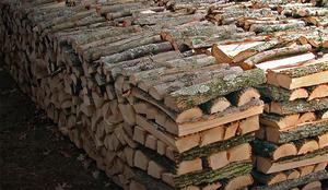 Дрова твердых пород дерева ( Дуб, Граб, Бук, Ясен и другие)