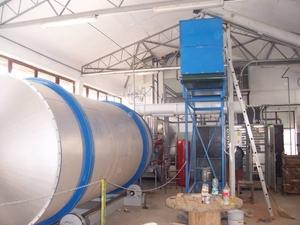 Чешская линия производства пеллет