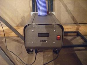 Пеллетная горелка 25 кВт