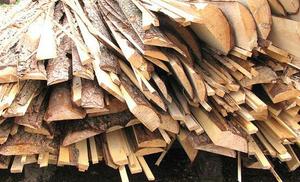 Отходы деревообработки, обрезки, горбыль, обапол, тырса