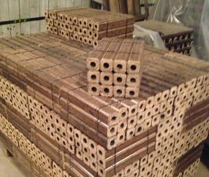 Продам топливные брикеты Пини Кей из рисовой шелухи