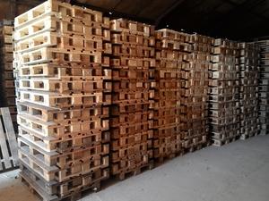 Купим поддоны деревянные б/у без клейма