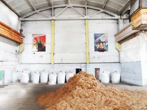 Продажа пеллетного завода. Пеллетное производство
