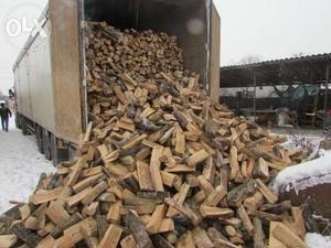 Дубовые дрова колотые Киев область