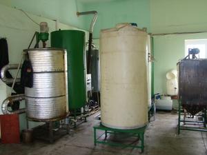 Продам установку по производству биодизеля