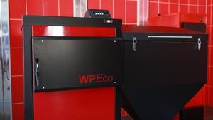 Автоматический пеллетный котел WPEco - 25