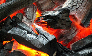 Продажа угля из твердолиственных пород дерева
