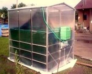Биогазовая установка 3м3