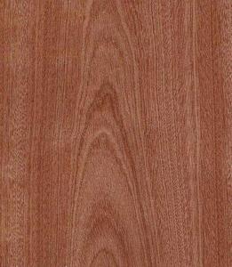 Шпон красного дерева Сапели