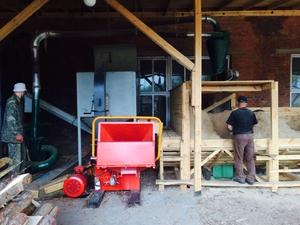 Предприятие по производству пеллет (pellets)