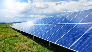 Инвестор в проект установки солнечных батарей