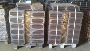 Продам топливные брикеты (ПИНИКЕЙ) из дуба