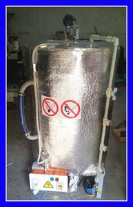 Биогазовая установка мини бытовая