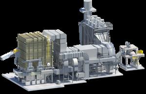 Котлы на биомассе США