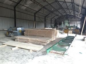 Продается деревообрабатывающее производство