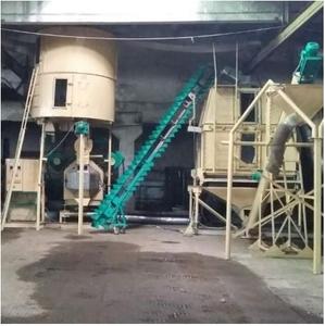 Линия по производству топливных гранул (пеллеты)