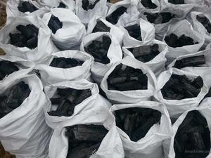 Производим древесный уголь класса А на экспорт