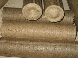 Продаем топливные брикеты дуб сосна