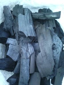 Древесный уголь твердых пород древесины