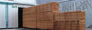 Сушка деревини, послуги по сушінню дерева та пиломатеріалів